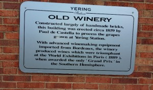 Yering Station Yarra Valley