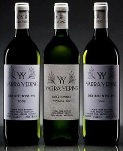 Yarra Yering Winery - Melbourne wine tour